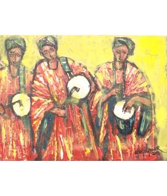 Onílù (Yoruba  Drummers)