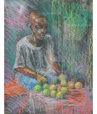 Fruit Seller (Boy Trader)